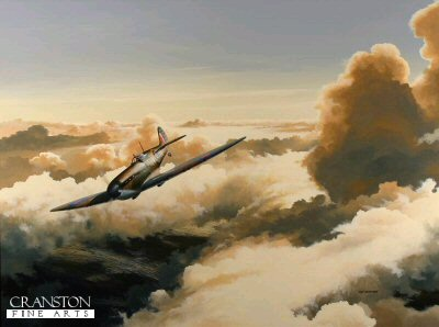 Spitfire Country by Ivan Berryman.