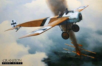 Max Immelmann by Ivan Berryman.
