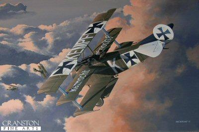 Ltn Fritz Kempf by Ivan Berryman.
