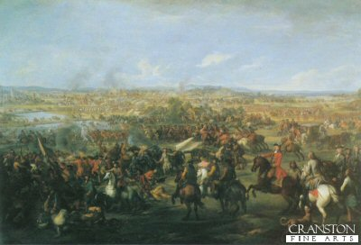 The Battle of Blenheim by John Wootton.