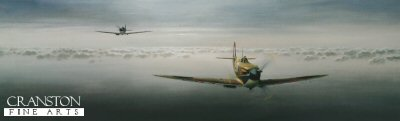 Dawn Sortie by Gerald Coulson. (XX)