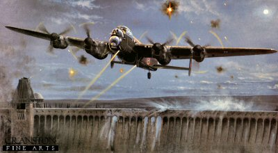 Operation Chastise - The Dambusters by Philip West.