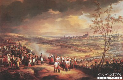 Surrender of Ulm by Charles Thevenin. (B)