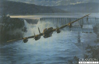 Dambusters by Anthony Saunders. (B)