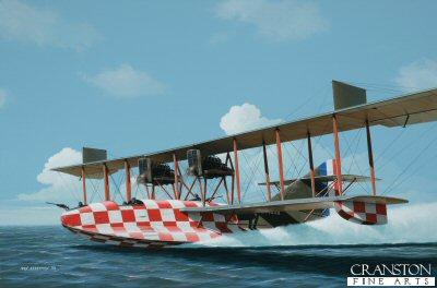 Felixstowe F.3 by Ivan Berryman. (GS)