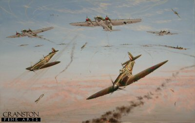 Battle of Britain by Graeme Lothian.