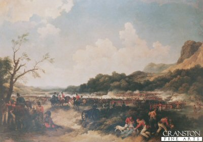 The Battle of Maida by De Louthembourg.