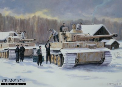 Rearm and Resupply by David Pentland. (PC)
