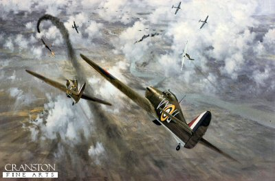 Defence of the Capital by Gerald Coulson.