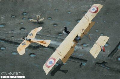 Farman F.40 by Ivan Berryman. (GL)