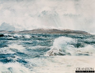 Rough Sea by Robert Barbour. (P)