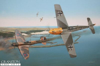 Victory Above Dover by Ivan Berryman.