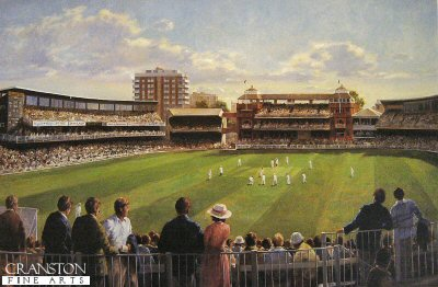 Lords by Alan Fearnley.