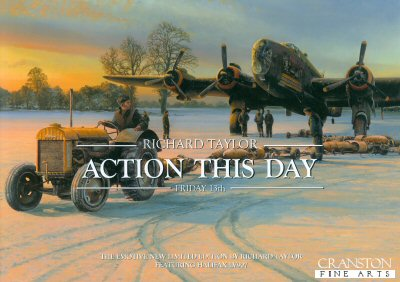 Action This Day by Richard Taylor. (FLY)