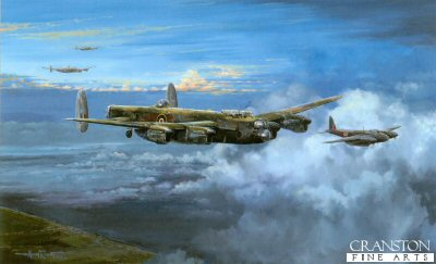 Bomber Command - Target Berlin�by Michael Rondot.