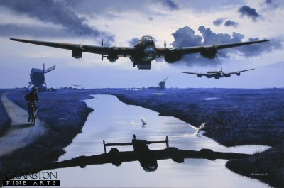 Dambusters - The First Wave by Ivan Berryman. (P)