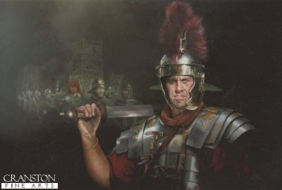The Might of the Roman Empire by Chris Collingwood.
