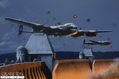 Dambusters - Moment of Truth by Ivan Berryman. (C)