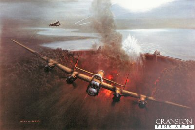 The Dambusters by Gerald Coulson. (C)