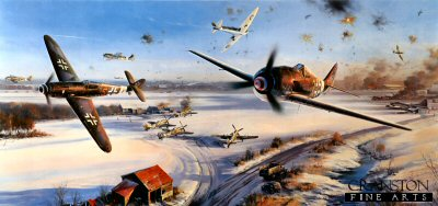 Operation Bodenplatte by Nicolas Trudgian. (B)