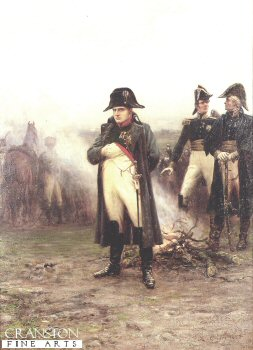 Napoleon by Ernest Crofts.