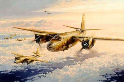 Marauder Mission by Robert Taylor