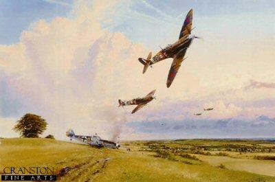 Eagles Prey by Robert Taylor.