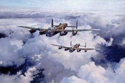 Lancaster VC by Robert Taylor