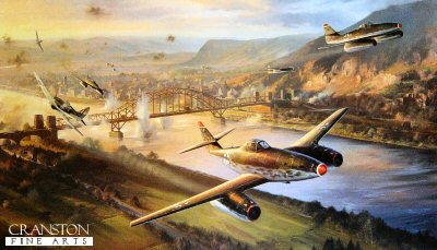 Clash Over Remagen by Nicolas Trudgian.