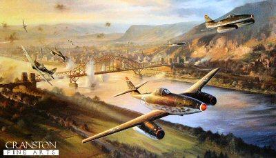 Clash Over Remagen by Nicolas Trudgian.