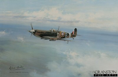 Bader Legend by Robert Taylor