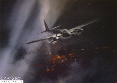 Night Intruder by Robert Taylor.