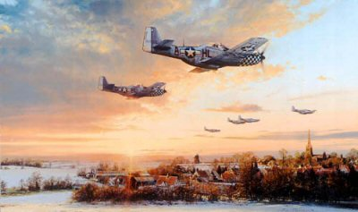 Return to Duxford by Robert Taylor