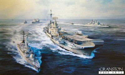 South Atlantic Task Force by Robert Taylor.