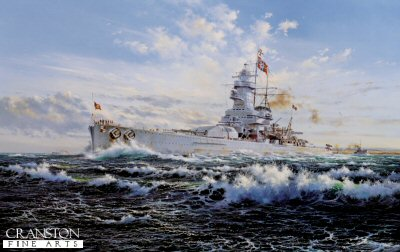 The Graf Spee by Simon Atack