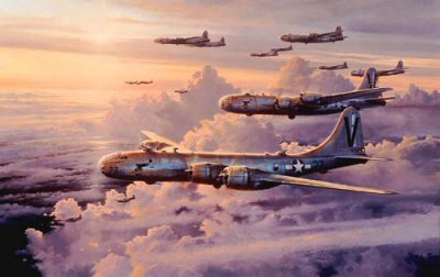 Valor in the Pacific by Robert Taylor.