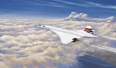 Concorde - Second to None by Stephen Brown.
