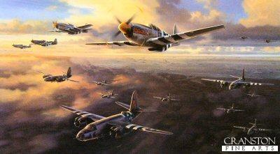 D-Day Armada by Nicolas Trudgian. (Y)