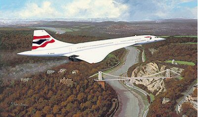 Concorde - The Last Flight Home by Stephen Brown.