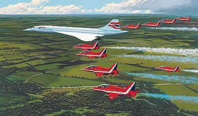 The Jubilee Flight by Stephen Brown.