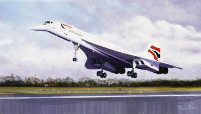 Concorde - The Final Touchdown by Stephen Brown (AP)