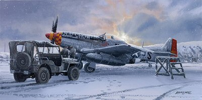 Winter of 45 by Philip West.
