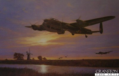 Dambusters Outward Bound by Simon Smith.