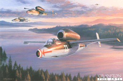 Jet Interceptor by Nicolas Trudgian.