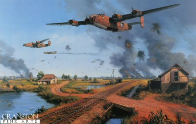 Operation Tidal Wave by Nicolas Trudgian.