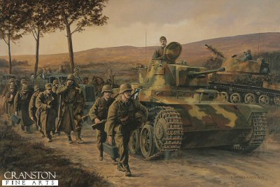 Last of the Honved, Eastern Hungary, Autumn 1944 by David Pentland.