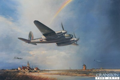 Low Flying Mosquito by John Young.