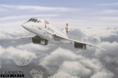 Concorde - The Last Flight Home by Robert Tomlin.