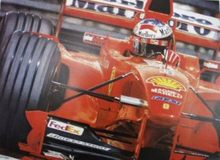 Schumacher 1999 by Martin Smith.