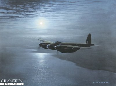 Mission by Moonlight by Gerald Coulson.
